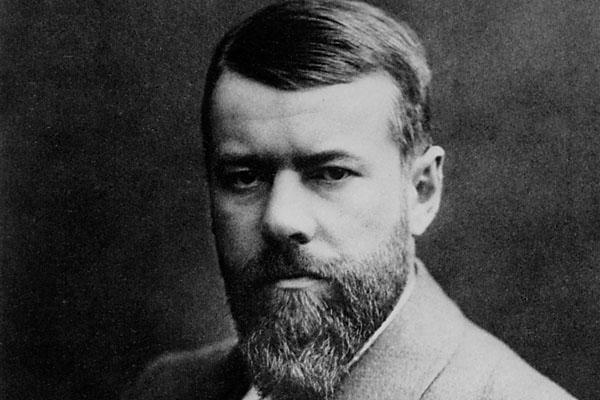 Maxas Weberis 1900-aisiais